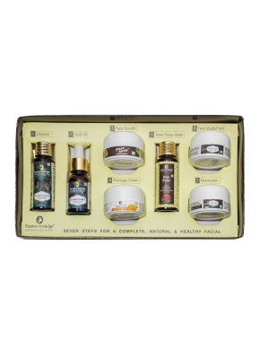 Passion Indulge Kumkumadi Pure And Natural Facial Kit 250 gm