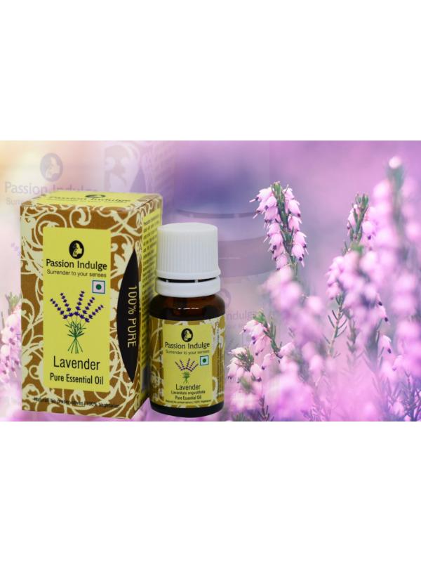 Passion Indulge Lavender Pure Essential Oil 10 ml