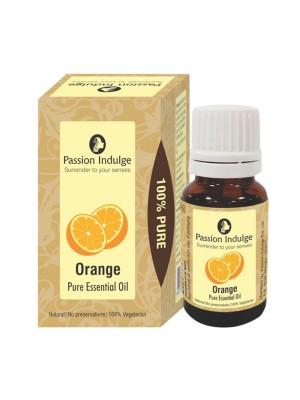 Passion Indulge Orange Pure Essential Oil 10 ml