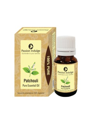 Passion Indulge Patchouli Pure Essential Oil 10 ml