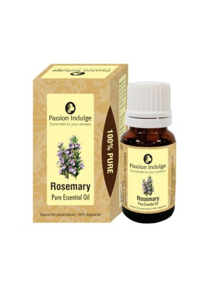 Passion Indulge Rosemary Pure Essential Oil 10 ml