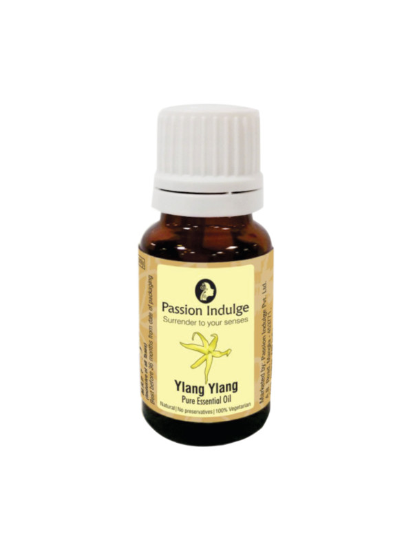 Passion Indulge Ylang Ylang Pure Essential Oil 10 ml