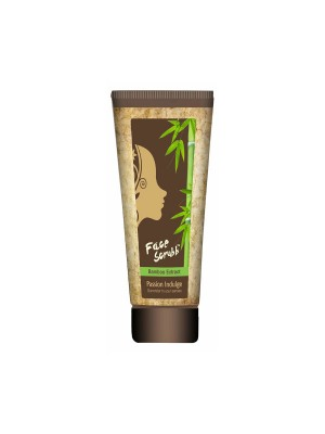 Passion Indulge Bamboo Extract Face Scrubb 70 gm