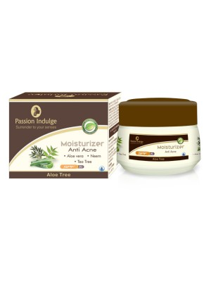 Passion Indulge Aloe Tree Anti Acne Moisturizer 50 gm