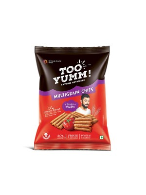 Tooyumm Multigrain Chips Chinese Hot & Sour (54 gm)
