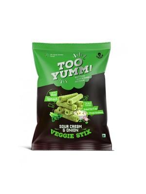 Tooyumm Veggie Stix, Sour Cream And Onion (26 gm)
