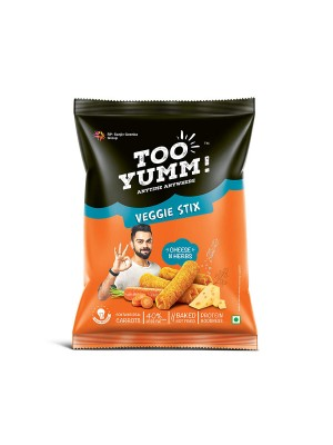 Tooyumm Veggie Stix, Cheese And Herbs (52 gm)