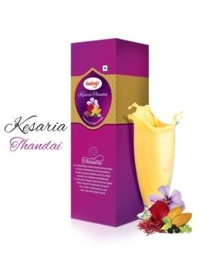 Shree Guruji Kesaria Thandai 750 ml