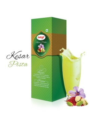 Shree Guruji Keshar Pista 750 ml