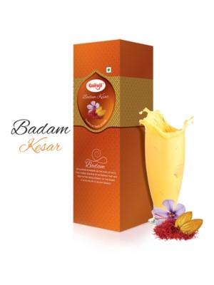 Shree Guruji Badam Sharbat 750 ml