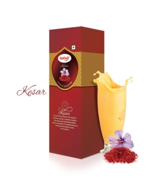 Shree Guruji Keshar Sharbat 750 ml