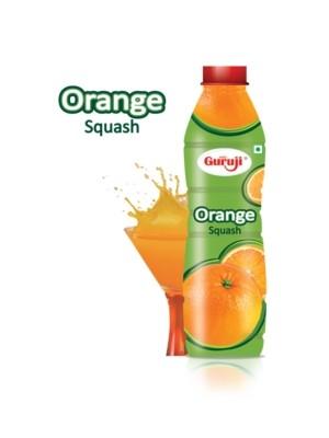 Shree Guruji Orange Squash 750 ml