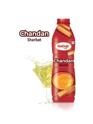 Shree Guruji Chandan Sharbat 750 ml