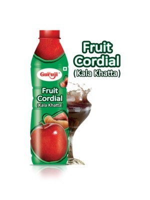 Shree Guruji Fruit Cordial 750 ml
