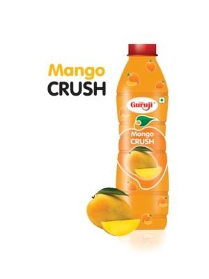 Shree Guruji Mango Crush 750 ml
