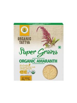 Organic Tattva Organic Amaranth Seeds 500 gm