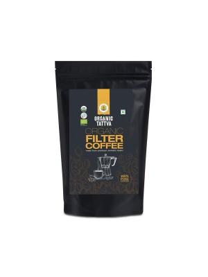 Organic Tattva Organic Filter Coffee 150 gm