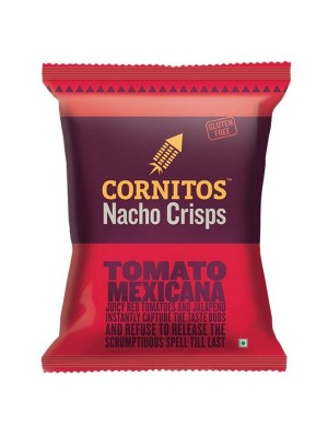Cornitos Nacho Crisps - Tomato Mexicana 150 gm