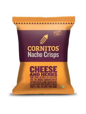 Cornitos Nacho Crisps - Cheese N Herbs 150 gm