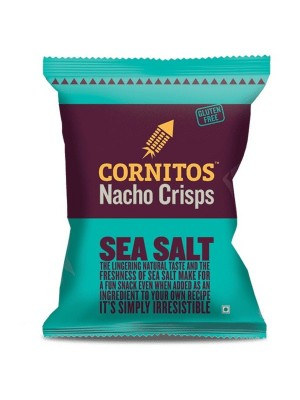 Cornitos Nacho Crisps - Nachos - Sea Salt 150 gm
