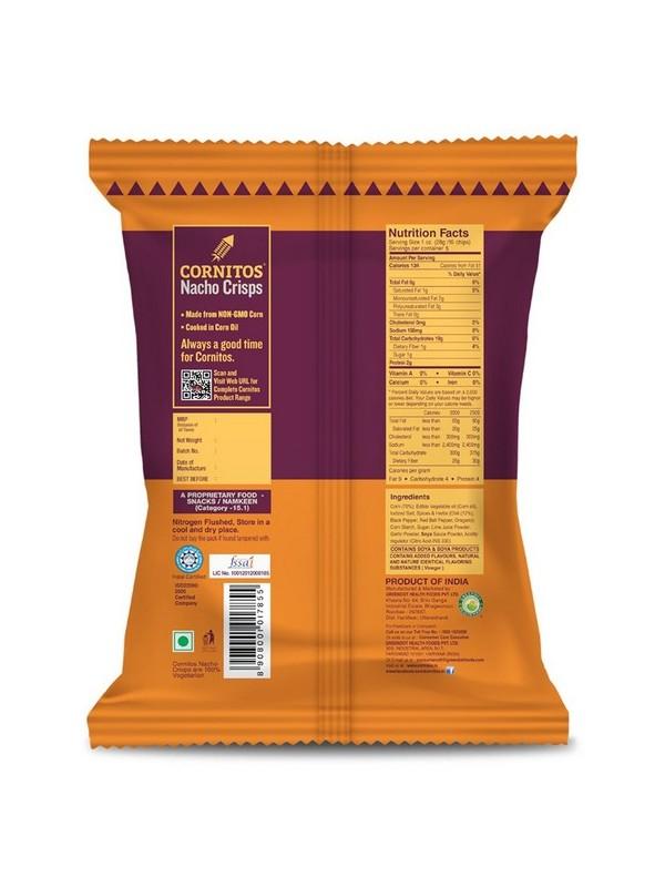 Cornitos Nacho Crisps - Peri Peri 150 gm