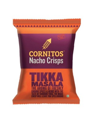 Cornitos Nacho Crisps - Tikka Masala 150 gm