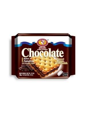 Bellie Cream Sandwich Biscuit - Chocolate (190 gm)