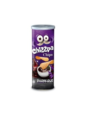 Chizzpa Potato Crisp Barbeque Chips (160 gm)