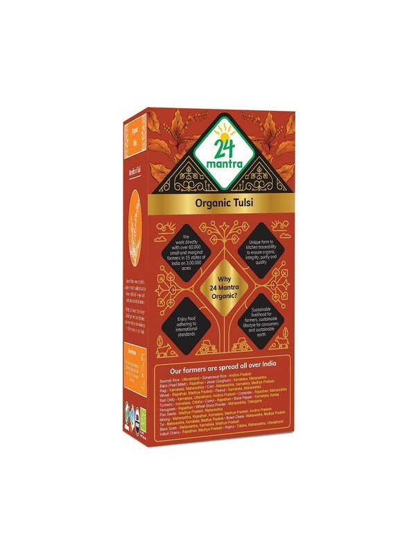 24 Mantra Tulsi Bags 25 bags
