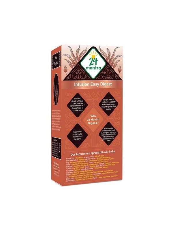 24 Mantra Ayurvedam Easy Digest 25 bags