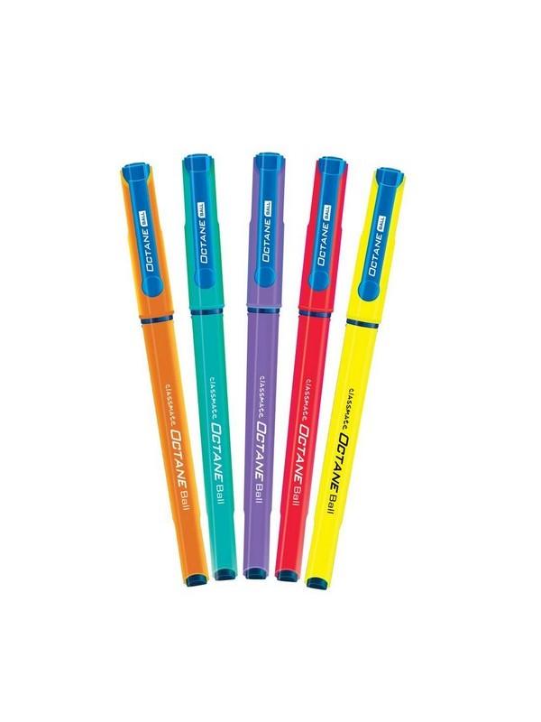 Octane Blue - Ball Pen (10 Pieces)