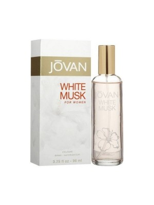 Jovan Eau De Cologne White Musk Women 96 ml