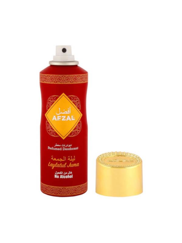 Afzal Non Alcoholic Mukhallat Erum Deodorant 200 ml