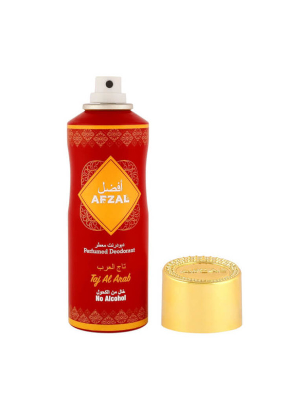 Afzal Non Alcoholic Taj Al Arab Deodorant 200 ml