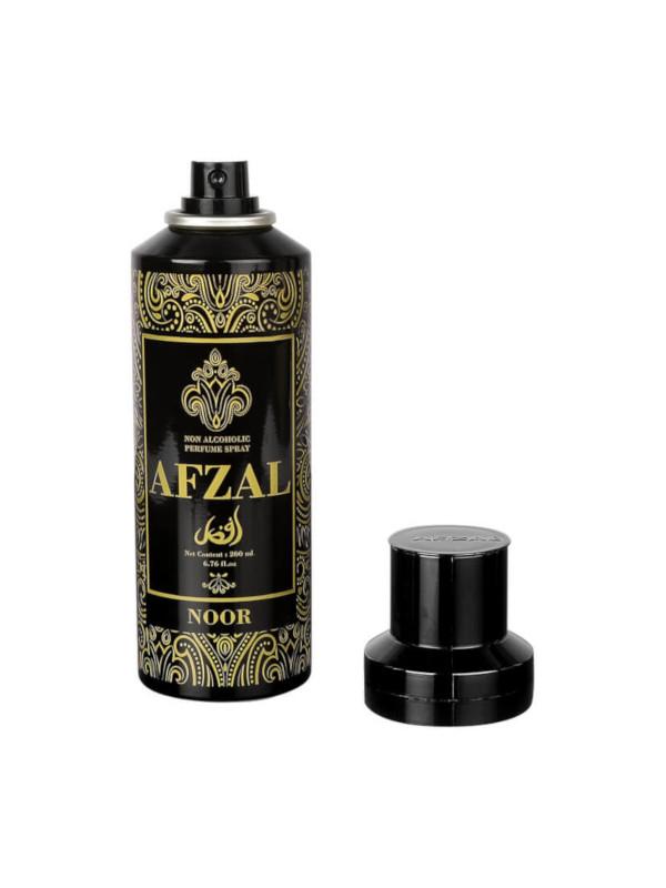 Afzal Non Alcoholic Noor Deodorant 200 ml