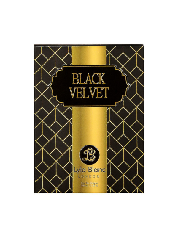 Lyla Blanc Black Velvet Perfume 100 ml EDP For Men