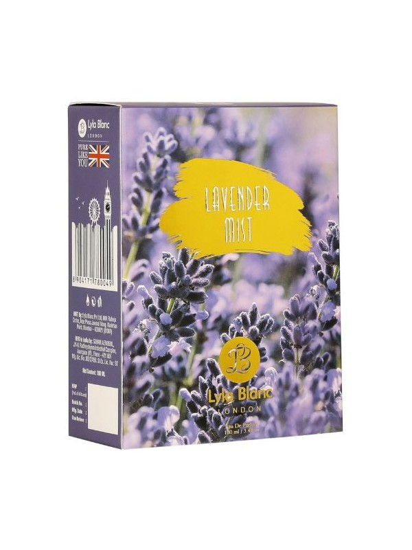 Lyla Blanc Lavender Mist Perfume 100 ml EDP For Women