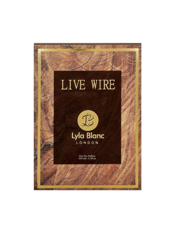 Lyla Blanc Live Wire Perfume 100 ml EDP For Men