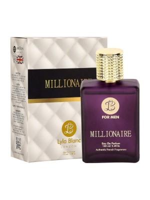 Lyla Blanc Millionaire Perfume 100 ml EDP For Men