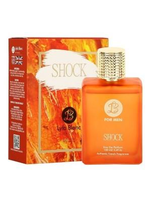 Lyla Blanc Shock Perfume 100 ml EDP For Men