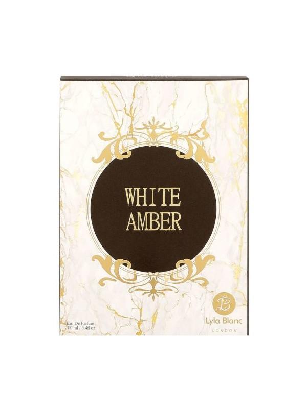 Lyla Blanc White Amber Perfume 100 ml EDP For Men